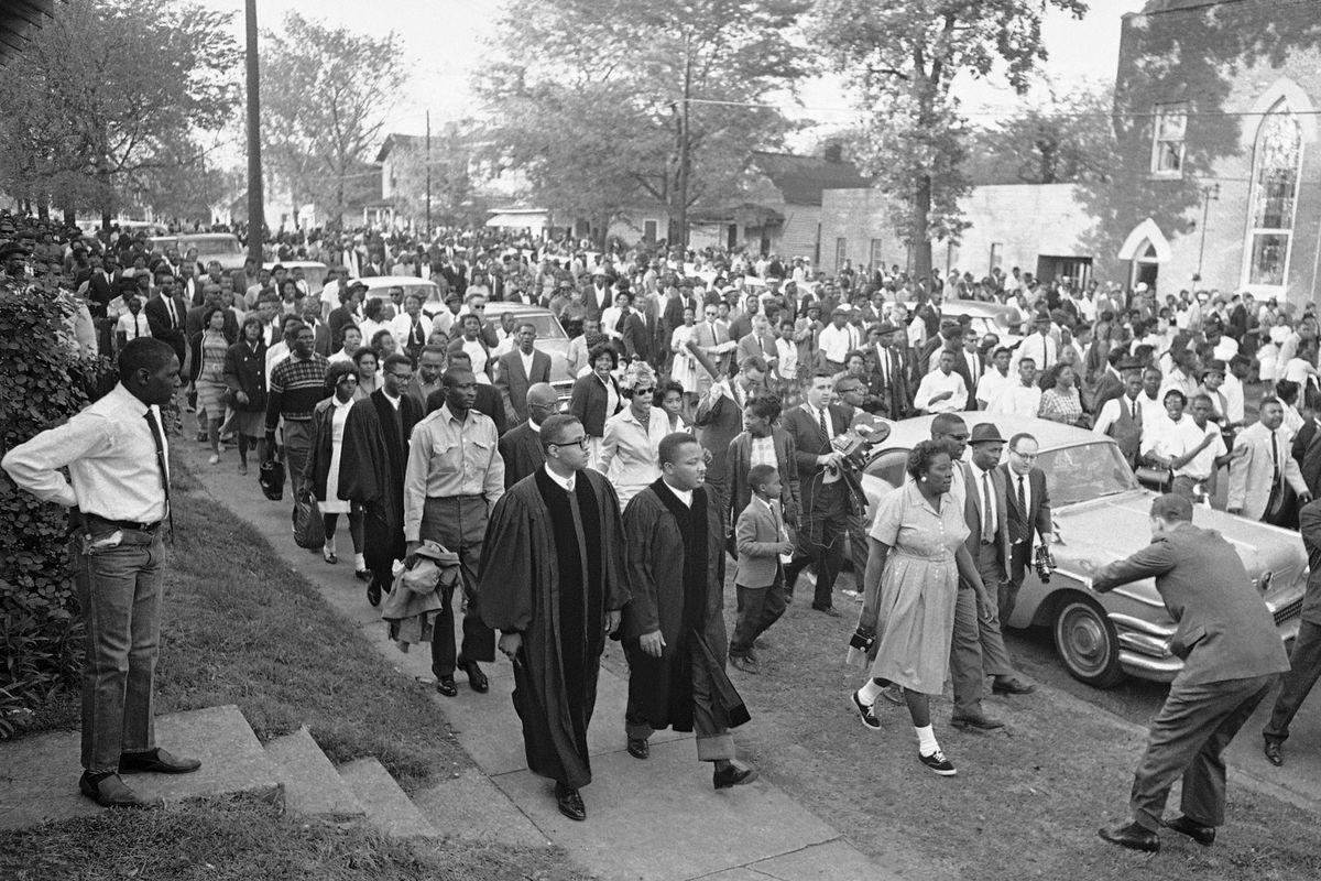 Civil Rights, Civil Rights Protest, Alabama Protest, African American History, Black History, KOLUMN Magazine, KOLUMN, WRIIT, TRYB,