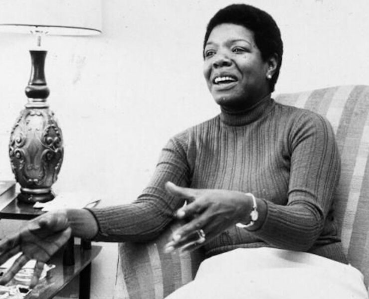 Maya Angelou, African American Activist, Black Activist, African Author, Black Author, Beloved, African American Poet, Black Poet, Song of Solomon, KOLUMN Magazine, KOLUMN, Willoughby Avenue, WRIIT, TRYB,