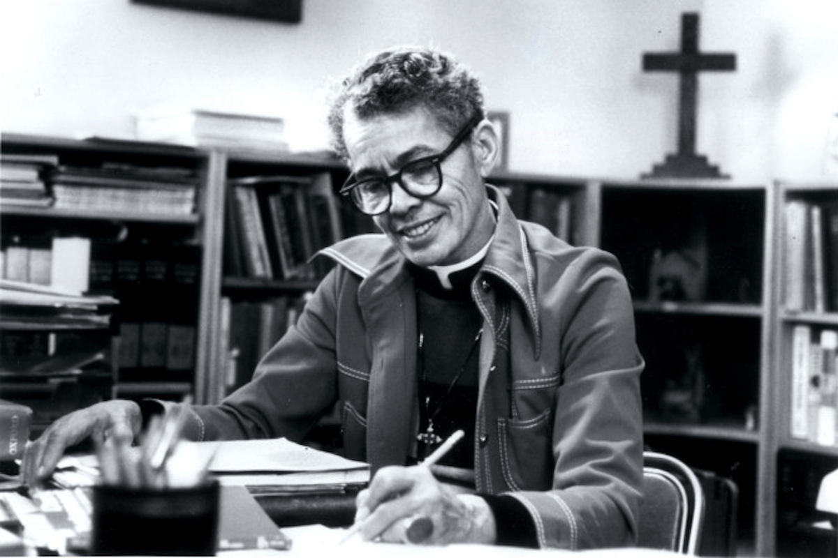 Pauli Murray, African American History, Black History, KOLUMN Magazine, KOLUMN, KINDR'D Magazine, KINDR'D, Willoughby Avenue, WRIIT, TRYB